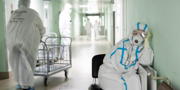 В Ивановской области два пенсионера умерли от коронавируса