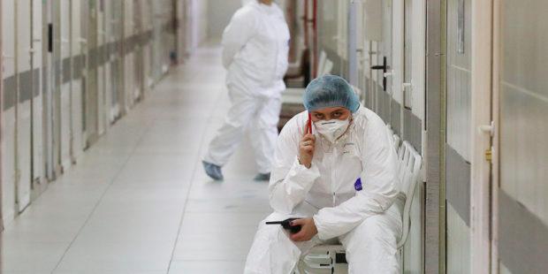 В Ивановской области резко выросло число госпитализаций больных с COVID-19