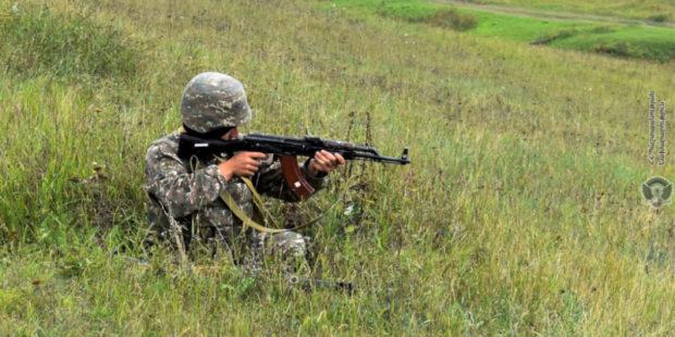 ВС Армении пресекли действия азербайджанских военных в Гегаркунике – Минобороны