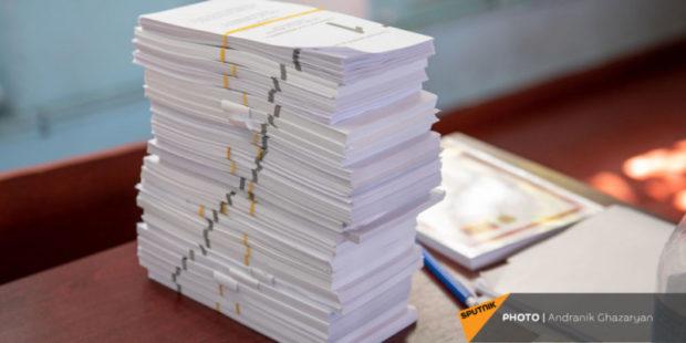 Все бюллетени подсчитаны: партия Пашиняна - 53,92%, блок Кочаряна - 21,04 %