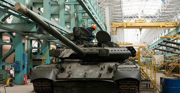 Украинская власть ликвидировала головной концерн оборонной промышленности