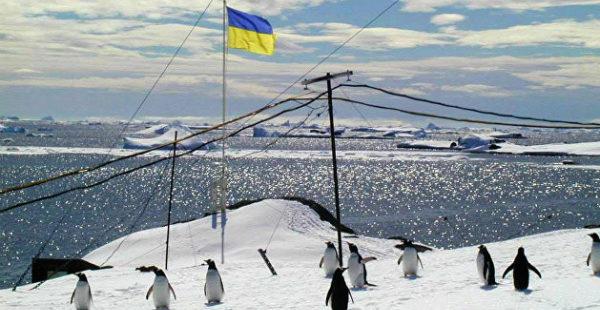 В Антарктиде полуостров Киев получил новое имя