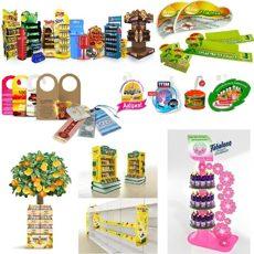 Основные разновидности POS-материалов