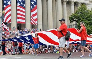 Президент Украины поздравил американцев с Днем независимости США