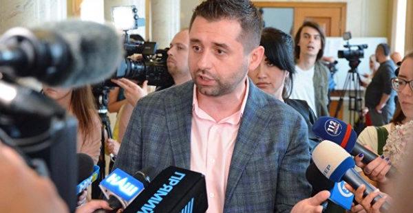 Арахамия признал, что иностранные банки смогут стать владельцами украинской земли