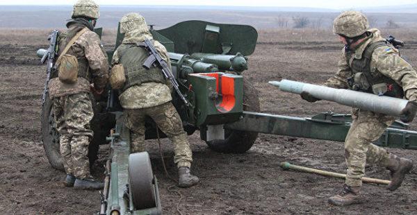 Украинские силовики дважды обстреляли территорию ДНР - представитель в СЦКК