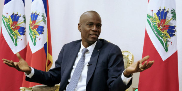 Президент Гаити Жовенель Моиз погиб после нападения преступников в собственном доме