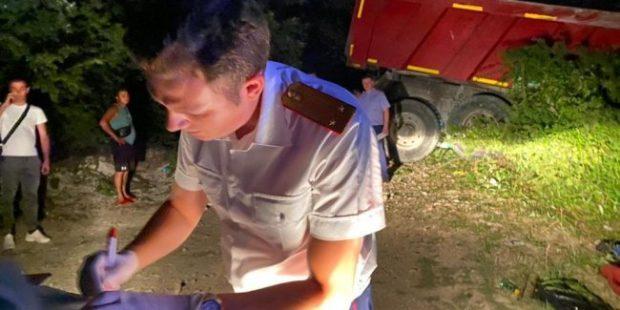 В Севастополе возбудили дело о гибели пяти человек в ДТП с грузовиком