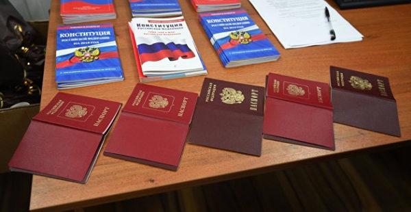 Военный эксперт сказал, что будет, когда миллион жителей Донбасса получат российские паспорта