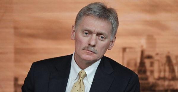 Песков рассказал, что перечеркнет возможность нормализации отношений РФ с Украиной