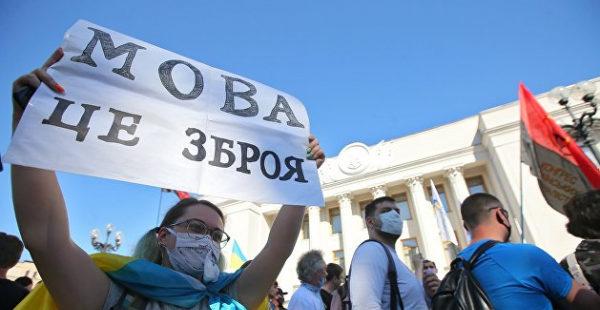 Киев запретил выступления артистов на всех языках, кроме государственного - языковой омбудсмен