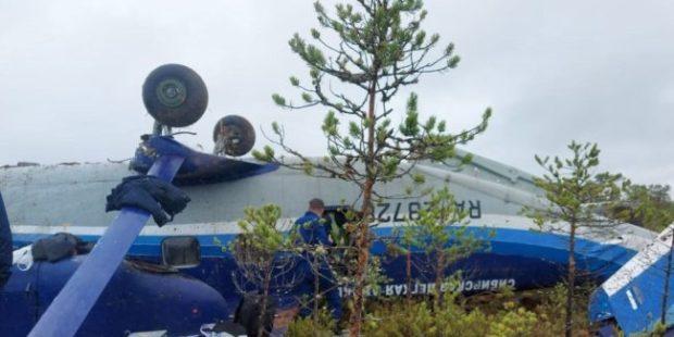 Как пилоты посадили самолет с двумя отказавшими двигателями под Томском