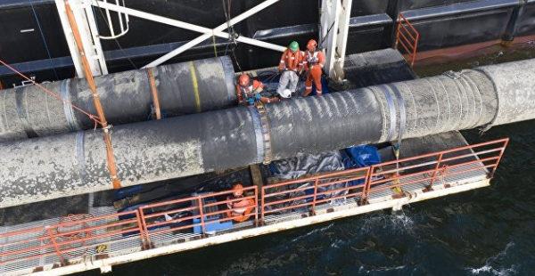 Шмыгаль: ЕС может ограничить использование «Северного потока-2»