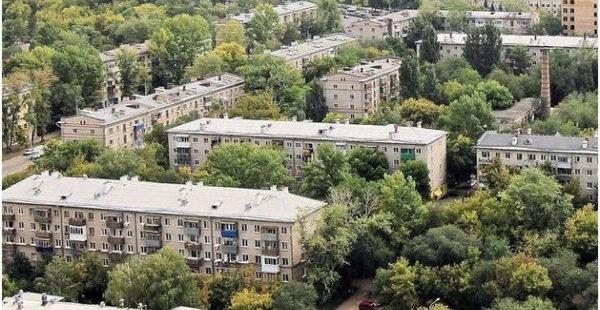 В украинском правительстве раскрыли планы по уничтожению хрущевок