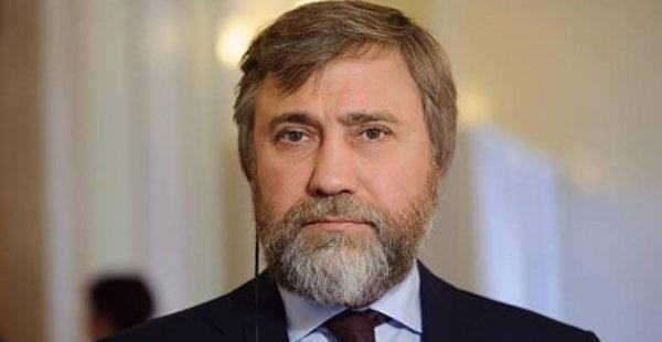 Бизнес-партнер Ахметова Вадим Новинский задумался о душе и решил оставить политику