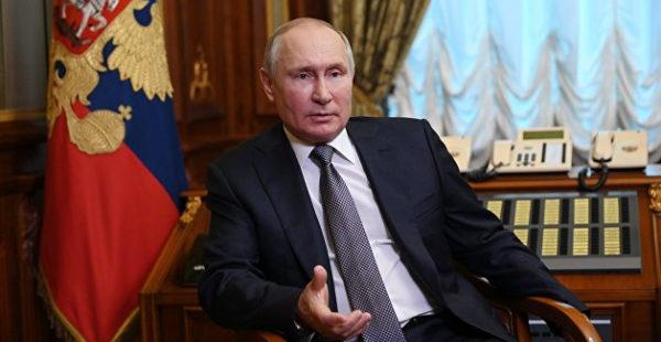 Путин ответил на предложение Зеленского обсудить его статью об Украине