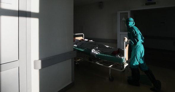 59-летний пациент скончался от COVID-19 в Ивановской области