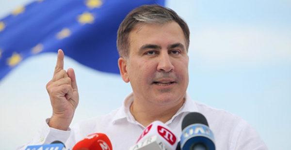 Саакашвили выдвинул требование, вгоняющее Украину в «каменный век»