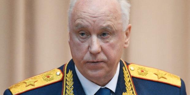 Бастрыкин взял под личный контроль дело о гибели министра в Приамурье