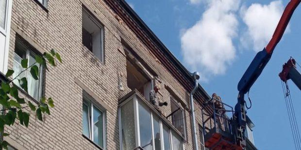 В Барнауле завели дело после взрыва газа в жилом доме