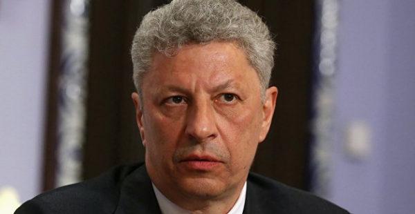 Бойко «променял» допрос в СБУ на встречу с избирателями