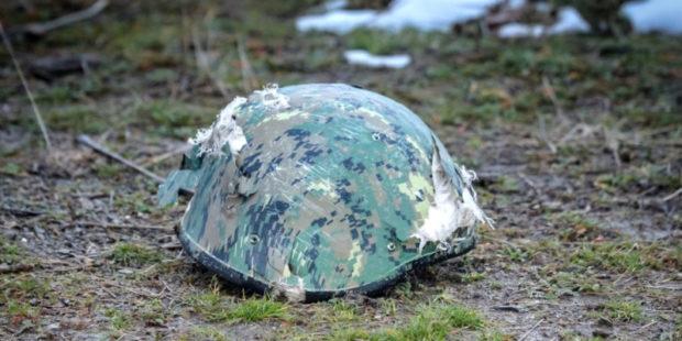 Азербайджанский военнослужащий погиб в Нагорном Карабахе