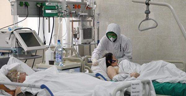 На Украине COVID-19 унес жизни десятерых человек за сутки