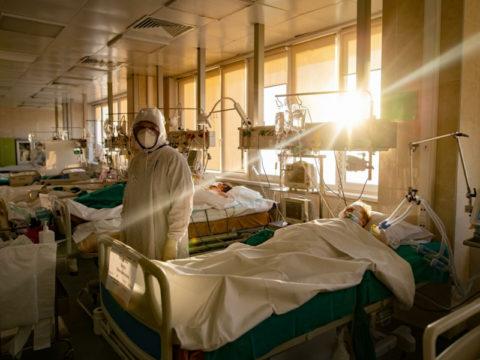 Более 4% жителей Ивановской области заразились COVID-19 с начала пандемии