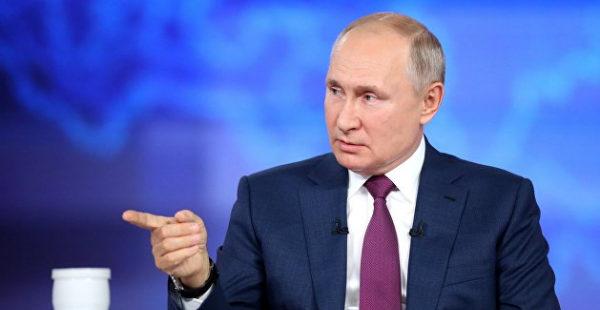 Путин назвал две причины, почему Донбасс не нужен Киеву