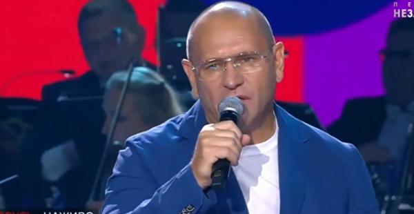 Депутат Рады Шевченко спел на «Славянском базаре» - видео