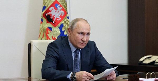 «Общая беда»: Путин о стене, возникшей между Россией и Украиной