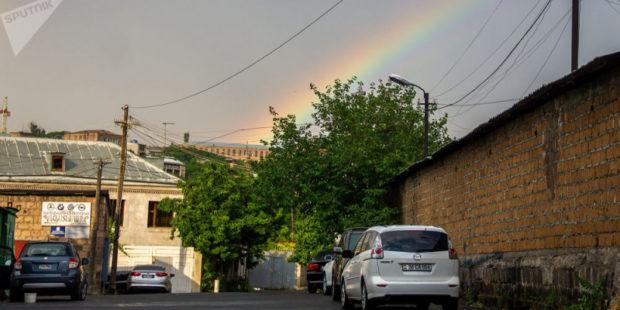 Дожди с грозами и градом – какую погоду обещают синоптики в Армении