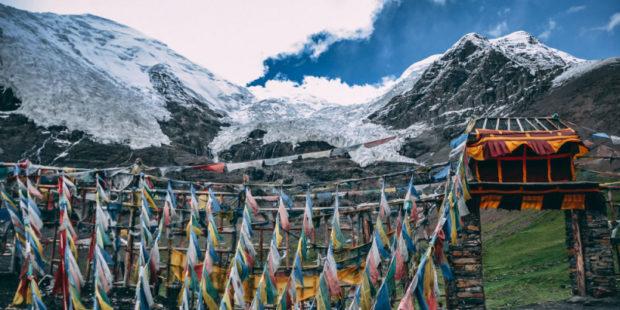 Древние вирусы не были похожи на современные - ученые исследовали тибетский лед