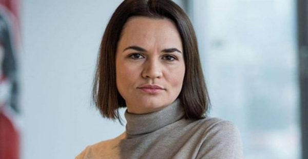 Тихановская исключила применение войск РФ против белорусской оппозиции