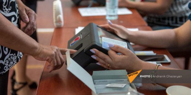 Еще одно уголовное дело по факту избирательных нарушений возбуждено в Армении