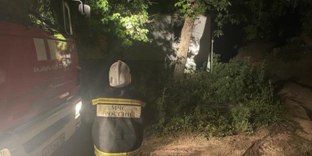 На Ставрополье два человека погибли при пожаре в частном доме