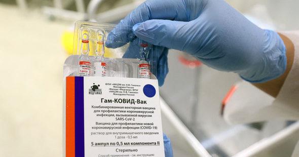 Фокин сообщил о старте ревакцинации от COVID-19 в Ивановской области