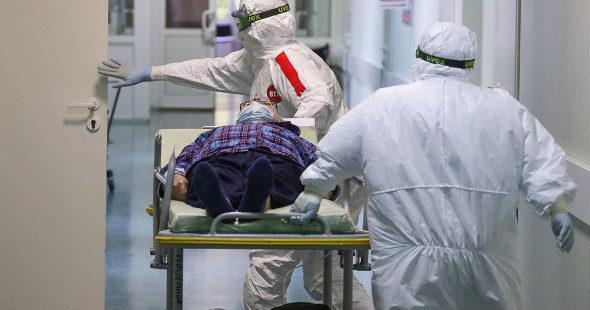 Фокин заявил о взрывном росте числа госпитализаций пациентов с COVID-19 в Ивановской области