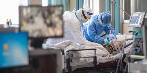 «Юбилейный» 40-тысячный житель Ивановской области заразился COVID-19