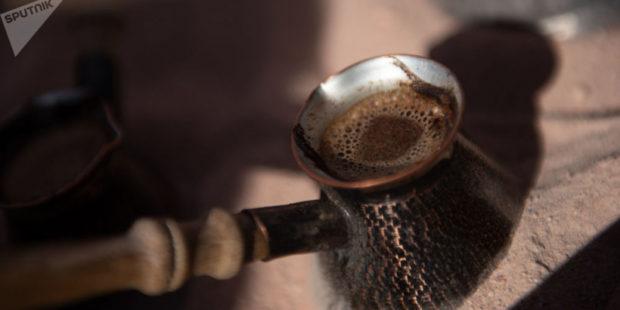 Как правильно варить кофе - советы из Армении