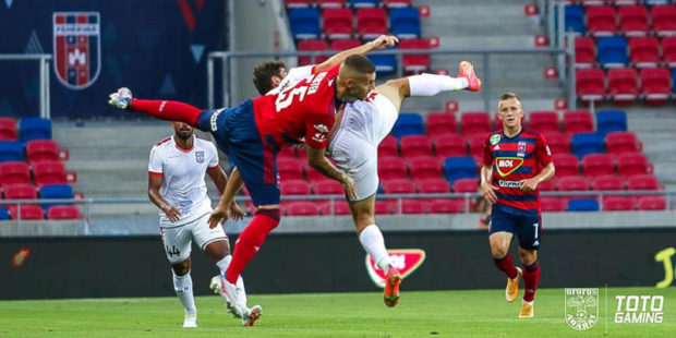 """Лига конференций УЕФА: """"Арарат"""" вернется из Венгрии непобежденным"""