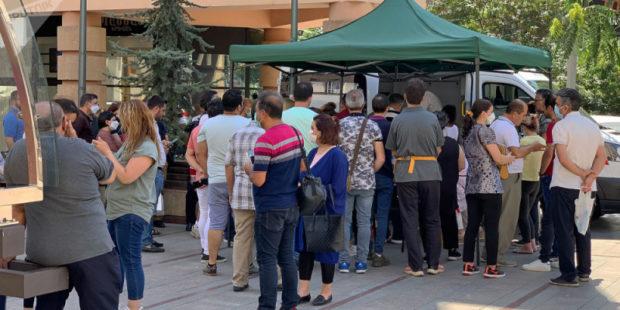 Минздрав представил данные о вакцинированных от COVID в Армении