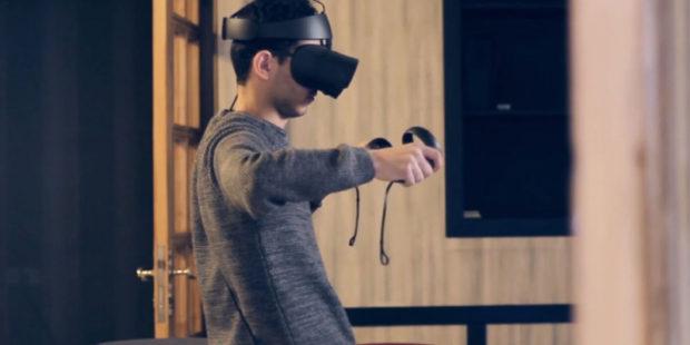 Очки виртуальной реальности - инженер Хачатрян считывает сигналы мозга и мечтает о космосе