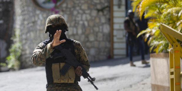 Около двух десятков человек задержано по делу об убийстве президента Гаити
