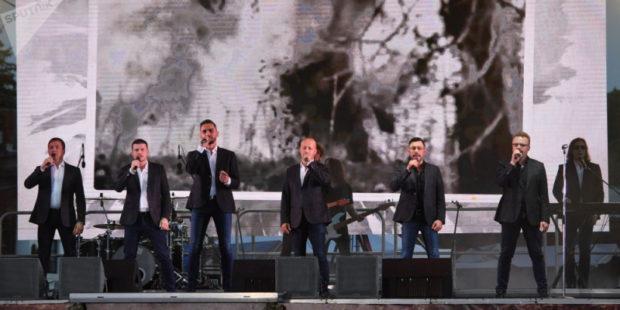"От коронавируса умер участник группы ""Хор Турецкого"" Борис Горячев"