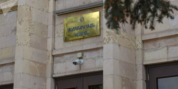 Партия и.о премьера Армении примет участие в рассмотрении иска по выборам в КС