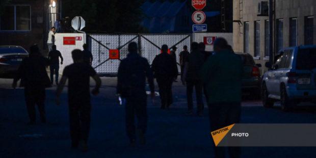Полный список группы военнопленных, возвращающихся в Армению