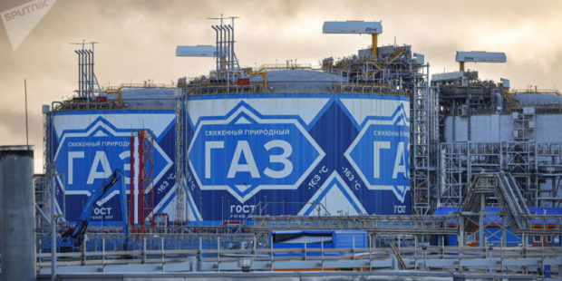 Россия и Азербайджан договорились о сезонном обмене природным газом