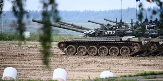Российские военные передислоцируются в Узбекистан для учений на границе с Афганистаном
