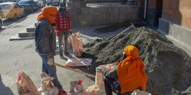 Спрос на строительные услуги в Армении сохранится несмотря на подорожание песка